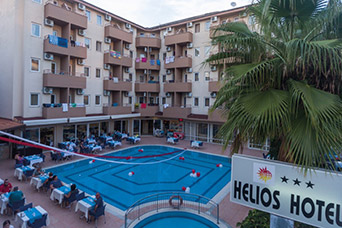 Helios Hotel Photo